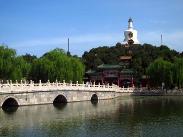 One day Beijing summer palace bird nest and Hutong private tour